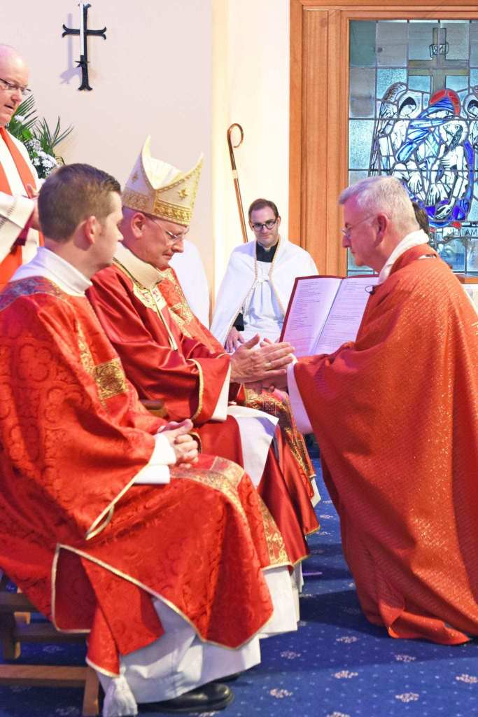 Ordination of Fr. Willy McQuillan